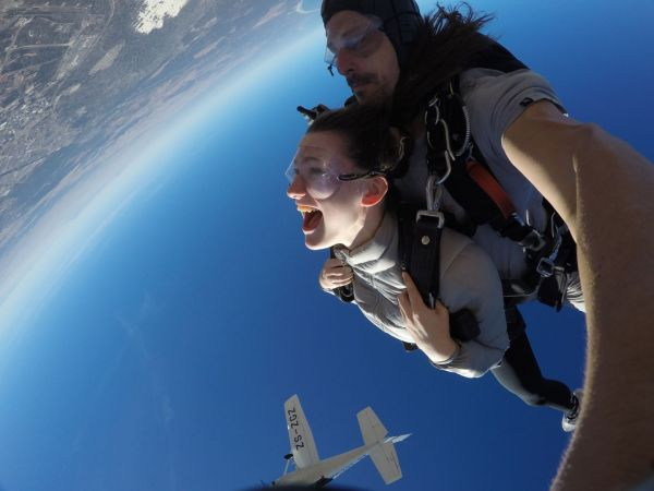 Introductory Tandem Skydives | Skydive Cape Town | Tandem